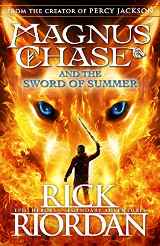 Magnus Chase and the Sword of Summer (Book 1) from Puffin