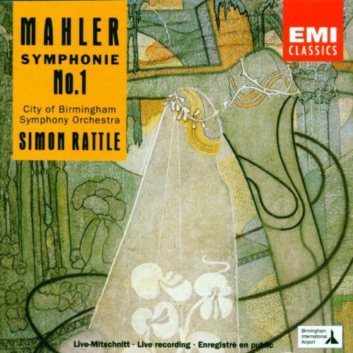 Mahler: Symphony No.1 (with Blumine) from EMI