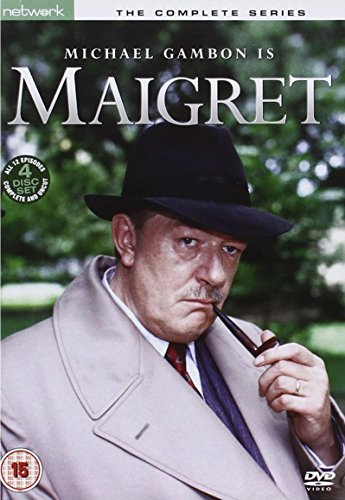 Maigret - Series 1 And 2 - Complete [1992] [DVD] from Network