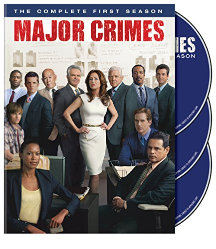 Major Crimes: The Complete First Season [DVD] [Region 1] [US Import] [NTSC] from Warner Manufacturing