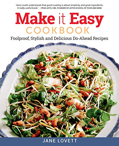Make it Easy Cookbook from IMM Lifestyle Books