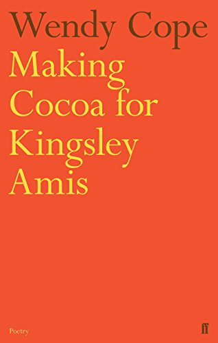 Making Cocoa for Kingsley Amis from Faber & Faber