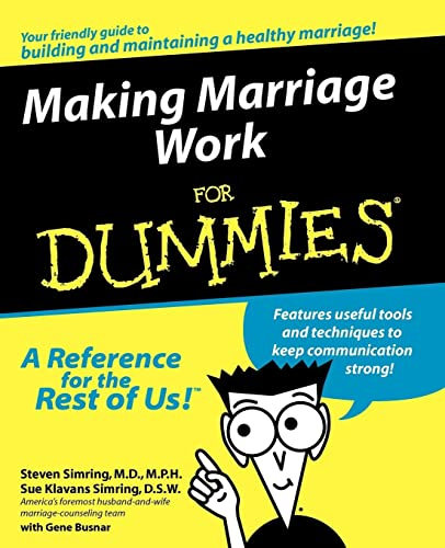 Making Marriage Work for Dummies from FD