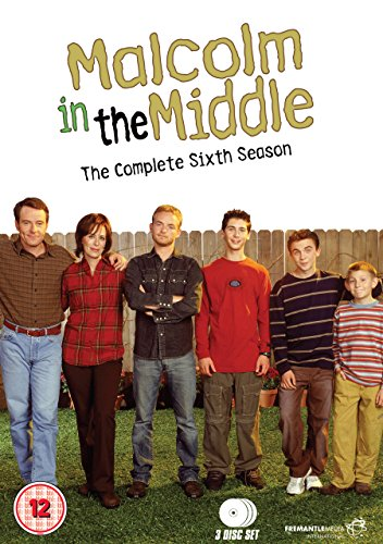 Malcolm in the Middle: The Complete Sixth Season [DVD] from Fremantle Home Entertainment