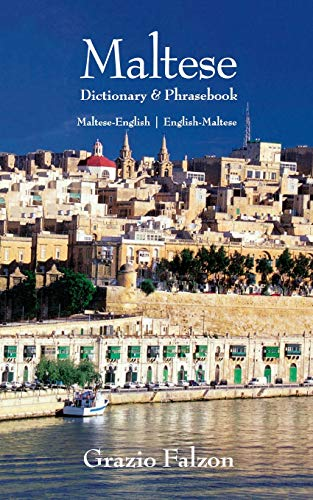 Maltese-English/English-Maltese Dictionary and Phrasebook (Hippocrene Dictionaries & Phrasebooks) from Hippocrene: 67302
