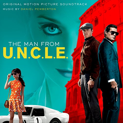 Man From U.N.C.L.E. / O.S.T.