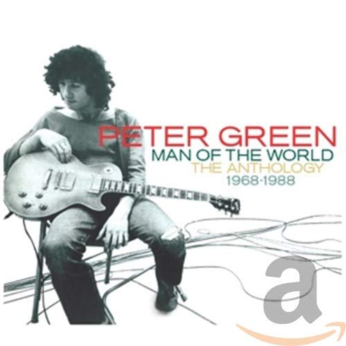 Man of the World: The Anthology 1968-1988 from PIAS-SANCTUARY