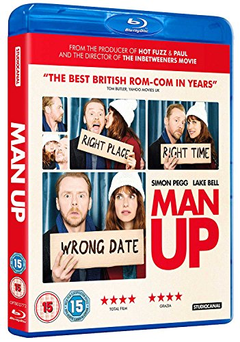 Man Up [Blu-ray] [2015] from Studiocanal