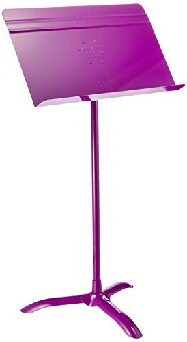 Manhasset MAN48-PU Symphony Colour Orchestral Music Stand - Purple from Manhasset