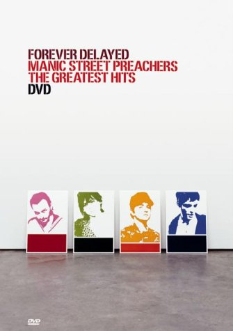 Manic Street Preachers: Forever Delayed [DVD] from Sony Music Cmg
