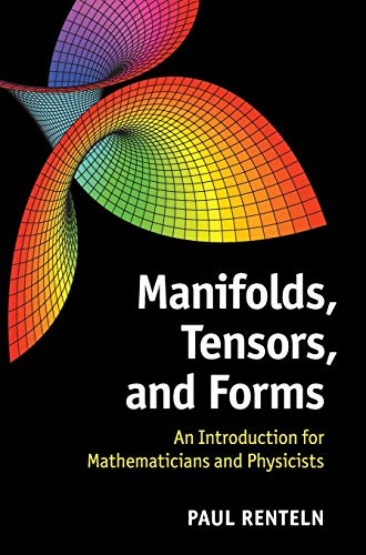 Manifolds, Tensors, and Forms from Cambridge University Press