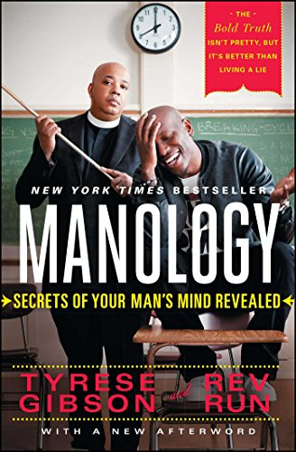 Manology : Secrets of Your Man's Mind Revealed from ATRIA BOOKS