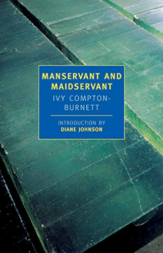 Manservant and Maidservant (New York Review Books Classics) from New York Review of Books
