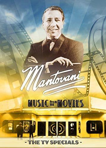 Mantovani's Music From the Movies - The Mantovani TV Specials [DVD] from Odeon Entertainment