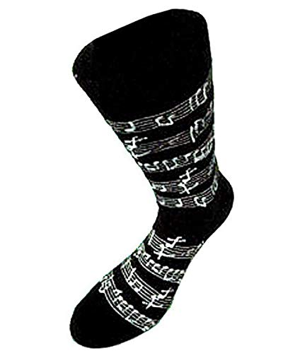Manuscript Socks Mens size 6-11 from Music Gifts