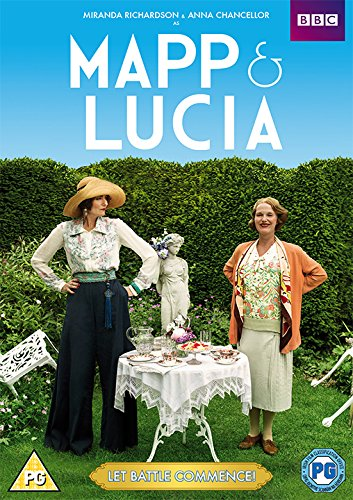 Mapp and Lucia [DVD] from BBC