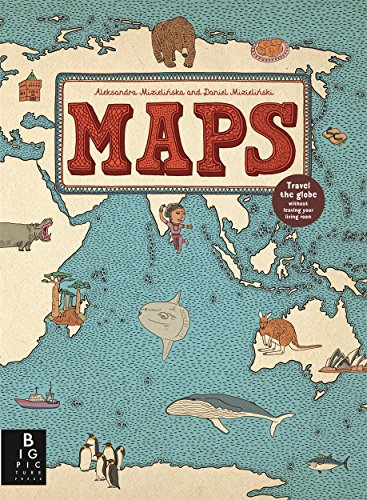 Maps from Big Picture Press