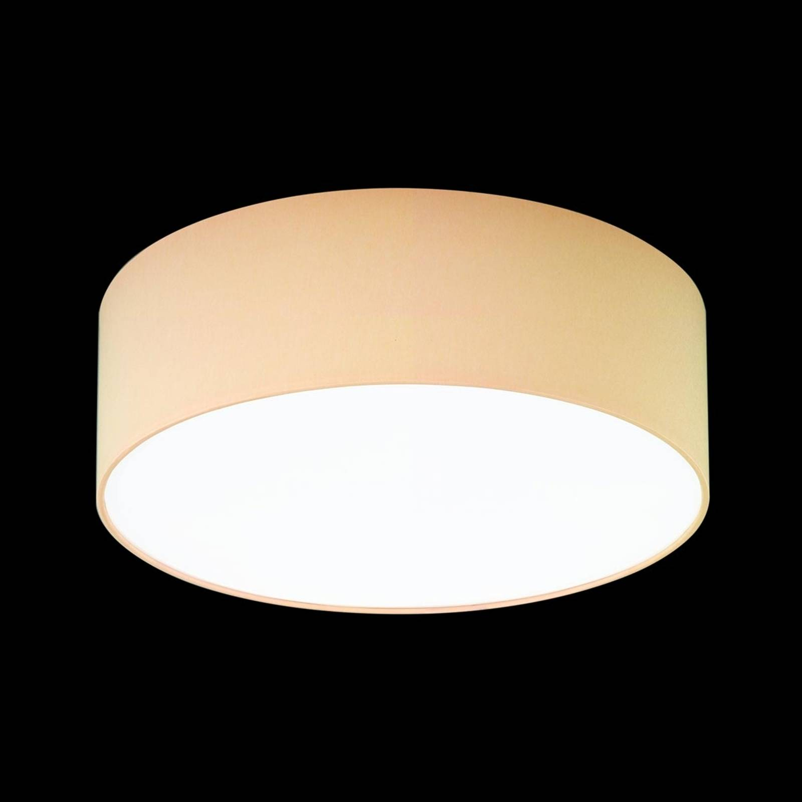 Mara Ceiling Light Diameter 50 cm Champagne from Hufnagel