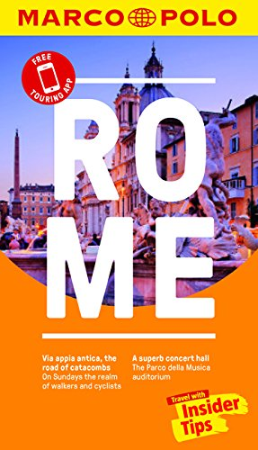 Rome Marco Polo Pocket Travel Guide 2018 - with pull out map (Marco Polo Guides) from MAIRDUMONT GmbH & Co. KG