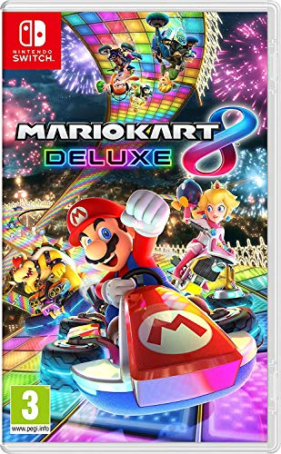 Mario Kart 8 Deluxe (Nintendo Switch) from Nintendo UK