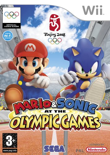 Mario & Sonic at the Olympic Games (Wii) from SEGA