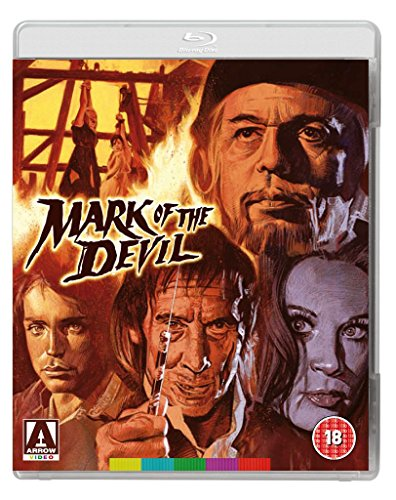 Mark of the Devil [Dual Format DVD & Blu-ray] from Arrow Video