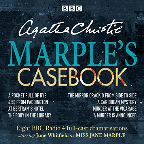 Marple's Casebook: Classic Drama from the BBC Radio Archives from BBC Physical Audio