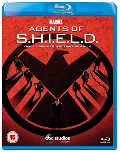 Marvel Agents Of S.H.I.E.L.D.: Season 2 (Standard Edition) [Blu-ray] [Region Free] from Walt Disney Studios Home Entertainment