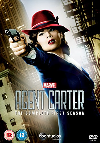 Marvel's Agent Carter - Season 1 [DVD] [2015] from Walt Disney Studios Home Entertainment