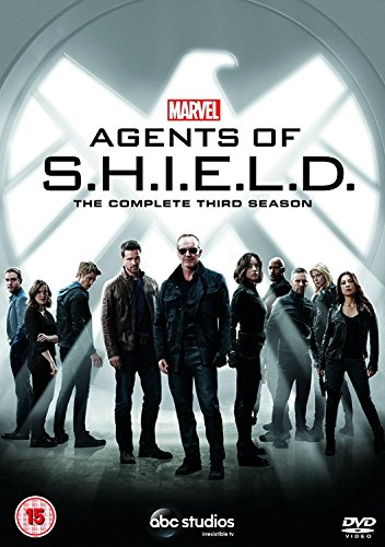 Marvel's Agent of S.H.I.E.L.D. - Season 3 [DVD] [2016] from Walt Disney Studios Home Entertainment