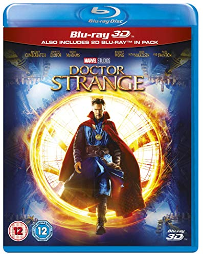 Marvel's Doctor Strange [Blu-ray 3D] [2016] from Walt Disney Studios Home Entertainment