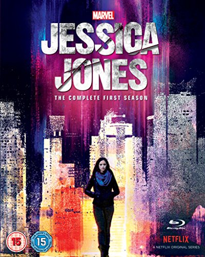 Marvel's Jessica Jones Season 1 [Blu-ray] [2016] from Walt Disney Studios Home Entertainment