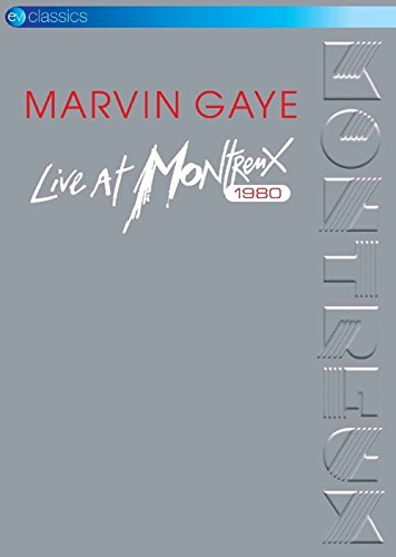 Marvin Gaye: Live In Montreux [DVD] [2016] from Eagle Rock