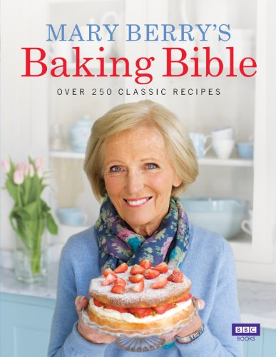Mary Berry's Baking Bible from BBC Books