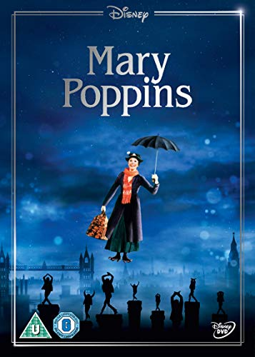 Mary Poppins [DVD] from Walt Disney Home Entertainment