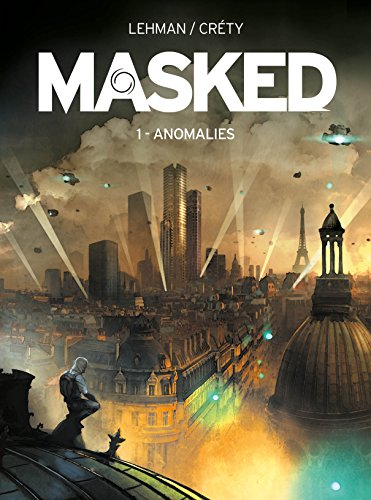Masked: Vol 1: Anomalies from Titan Comics