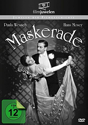 Maskerade (FSK 12 Jahre) DVD from ALIVE AG