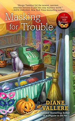 Masking for Trouble: 2 (Costume Shop Mystery) from Berkley Books