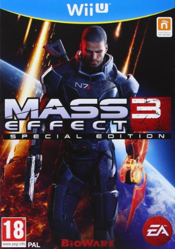 Mass Effect 3 - Special Edition (Nintendo Wii U) from Electronic Arts