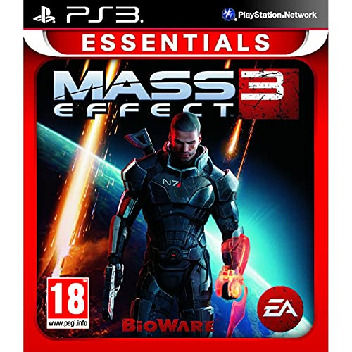 Mass Effect 3: Essentials (PS3) from Electronic Arts