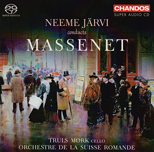Massenet: Neeme Jarvi Conducts from CHANDOS GROUP
