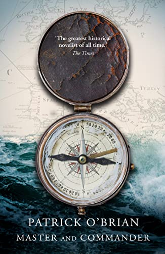 Master and Commander from HarperCollins