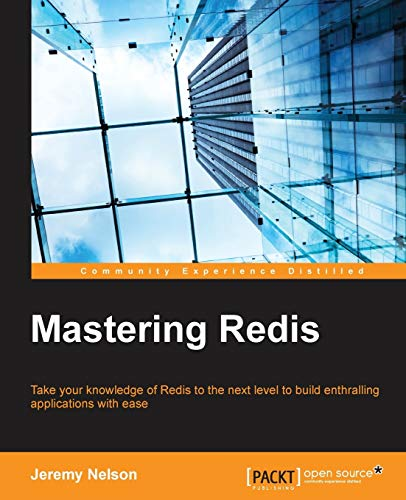 Mastering Redis from Packt Publishing