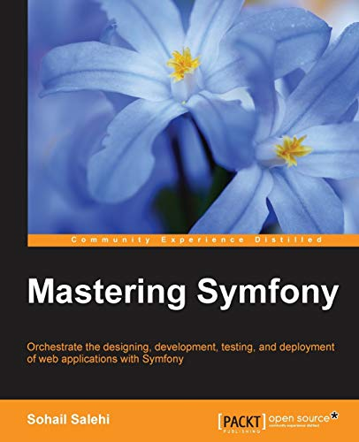 Mastering Symfony from Packt Publishing