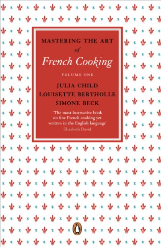 Mastering the Art of French Cooking, Vol.1 from Penguin
