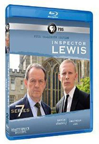 Masterpiece Mystery: Inspector Lewis 7 [Blu-ray] [US Import] from PBS
