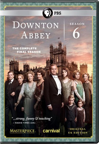 Masterpiece: Downton Abbey - Season 6 [Region 1]