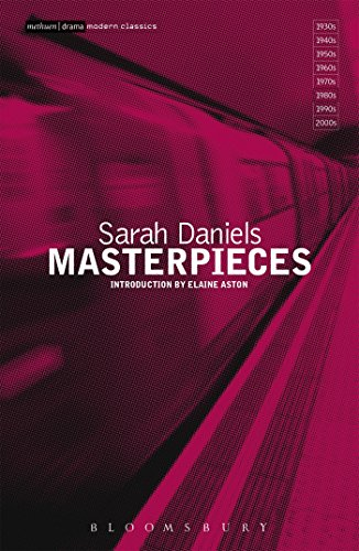 Masterpieces (Modern Classics) from Methuen Drama