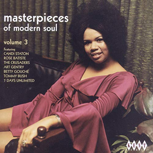 Masterpieces Of Modern Soul Volume 3 from KENT