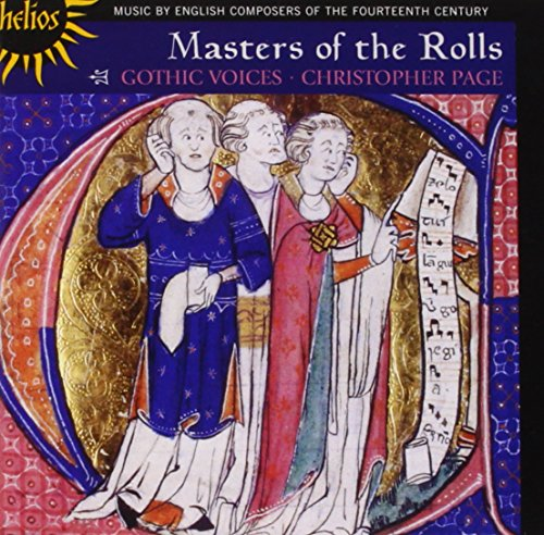 Masters Of The Rolls from HYPERION
